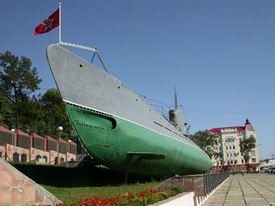Museum Ship S-56 (C-56)