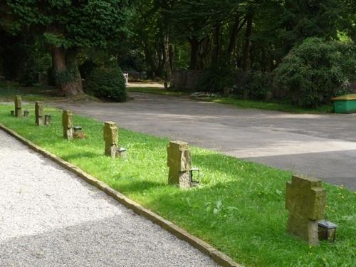 German War Graves Hammstraße Cemetery