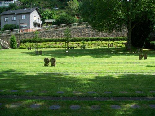 Duitse Oorlogsbegraafplaats Neuerburg