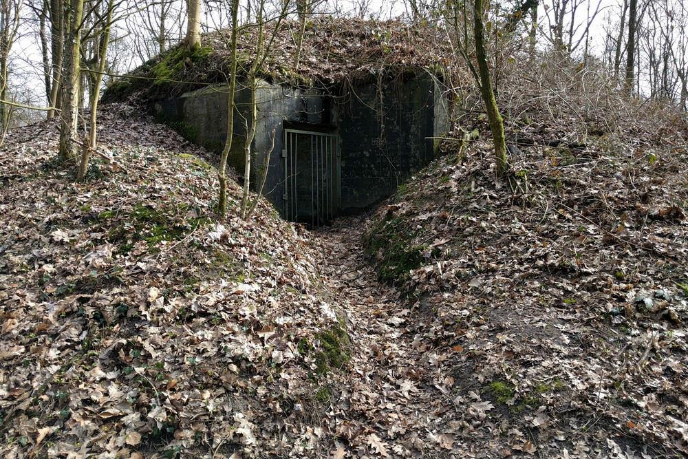 German Hideout Bunker Fliegerhorst Twente