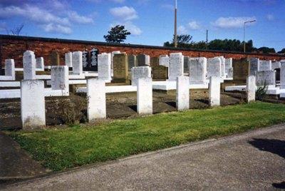 Commonwealth War Graves Gelderd Road Hebrew Cemetery