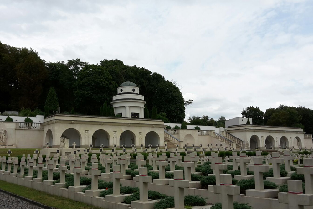 Begraafplaats van de Verdedigers van Lwow