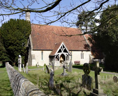 Commonwealth War Grave St. Mary-le-Moor Churchyard