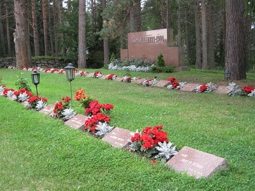 Finse Oorlogsgraven Siikajoki