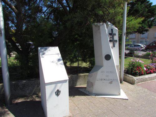 Monument La Combattante