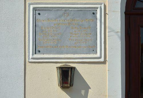 War Memorial Wipfing