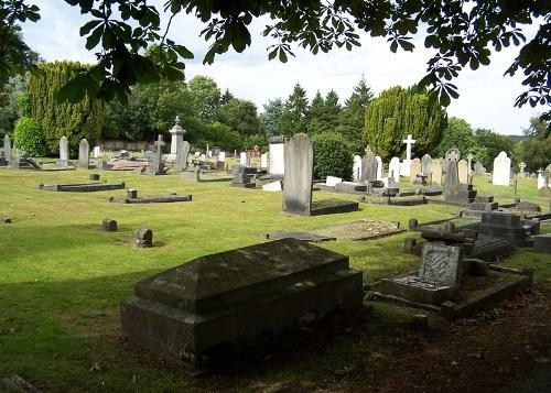 Oorlogsgraven van het Gemenebest Caterham Burial Ground