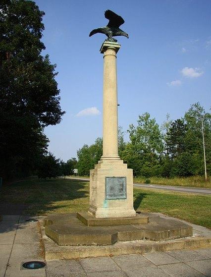 Monument Gestorven Franse Krijgsgevangenen