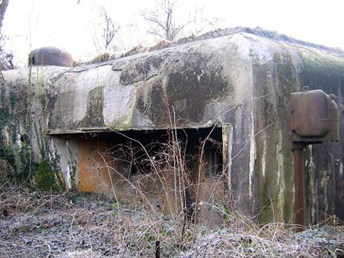 Maginot Line - Casemate Auenheim Sud