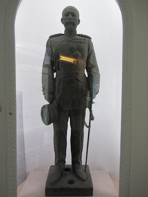 Monument Generaal Kodama Gentaro