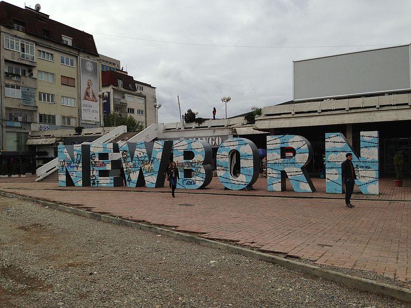 Newborn Monument