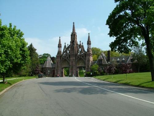 Commonwealth War Graves Greenwood Cemetery
