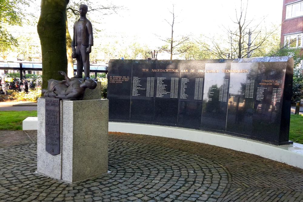 War Memorial Veenendaal