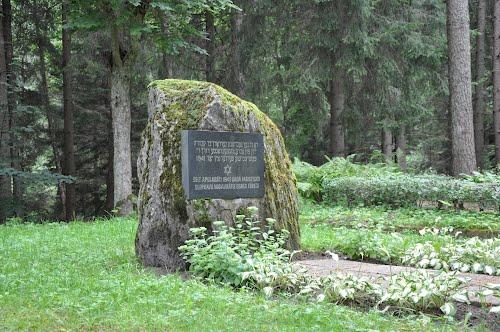 Mass Grave Jews Ogre