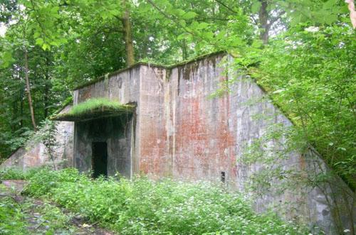 Festung Breslau - Munitiebunker