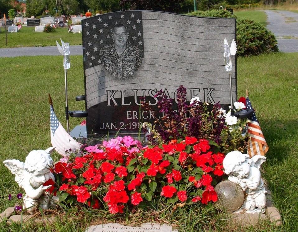 Amerikaans Oorlogsgraf Brownville Cemetery