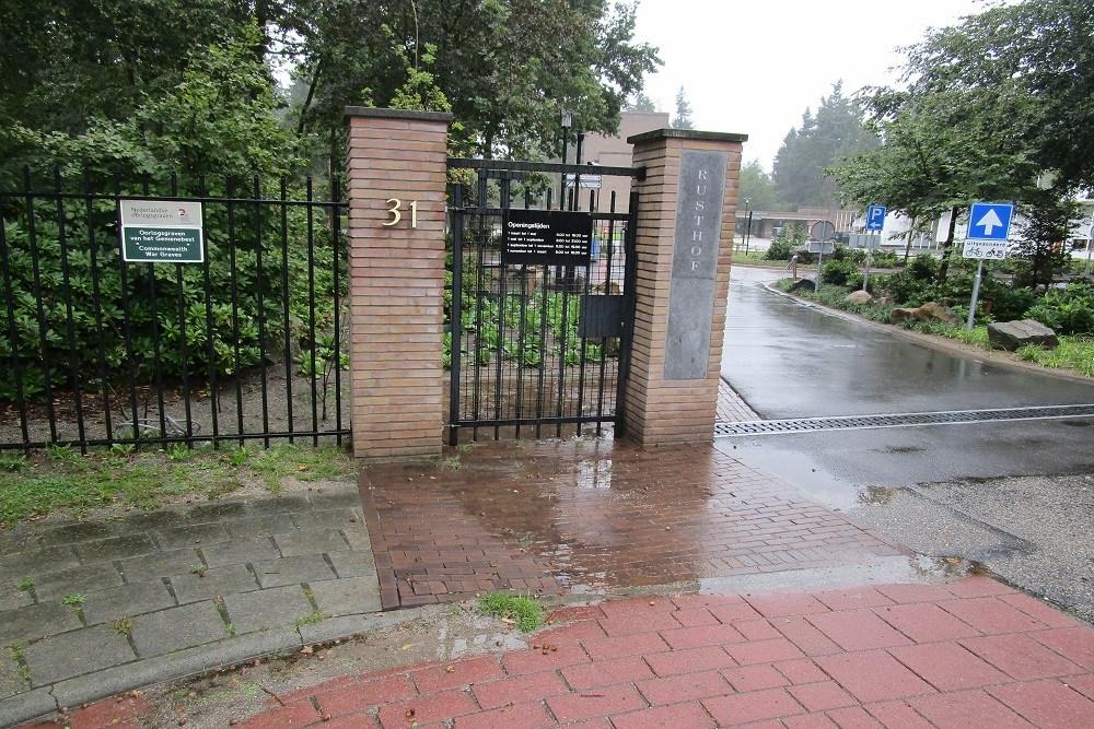 Gemeentelijke Begraafplaats Rusthof Amersfoort