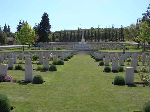Oorlogsbegraafplaats van het Gemenebest Kirechkoi-Hortakoi