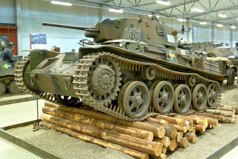 Arsenalen Tank Museum
