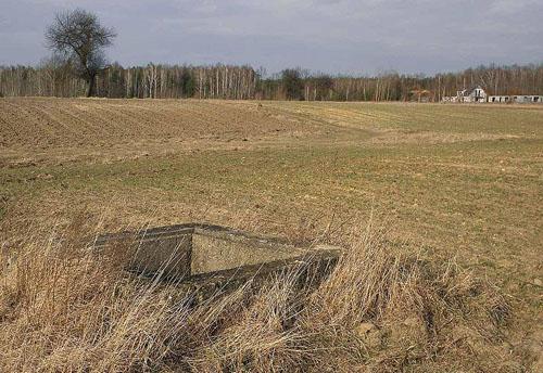Ondergrondse Duitse Bunker