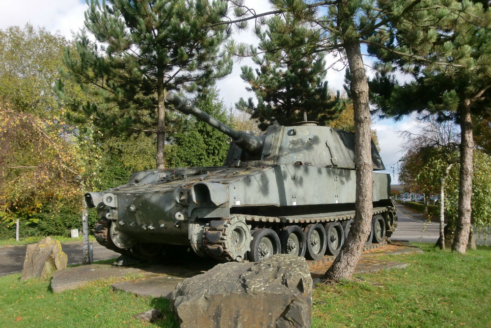 Tankmonument Elsenborn