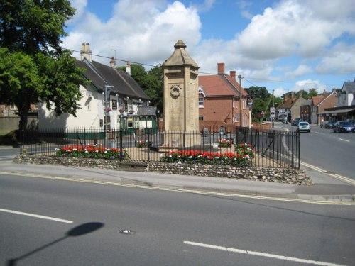 War Memorial Ludgershall