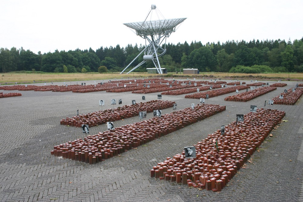 Monument 102.000 Stenen Kamp Westerbork
