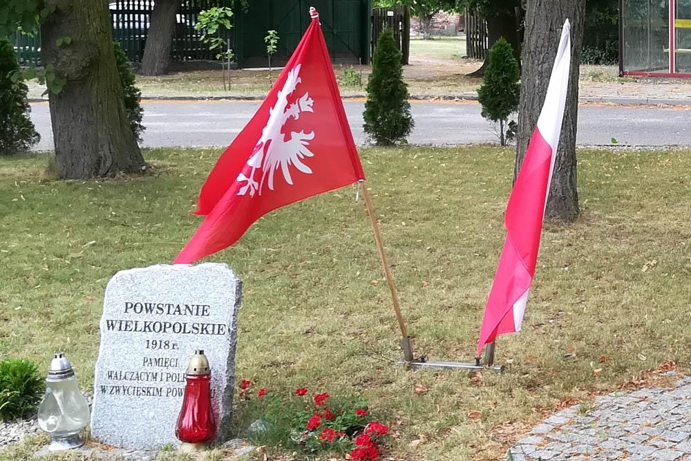 Memorial Stonel Battle 1918
