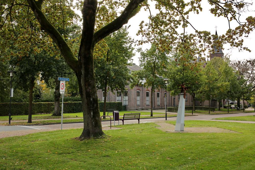 Monument Pierre van Boxtel
