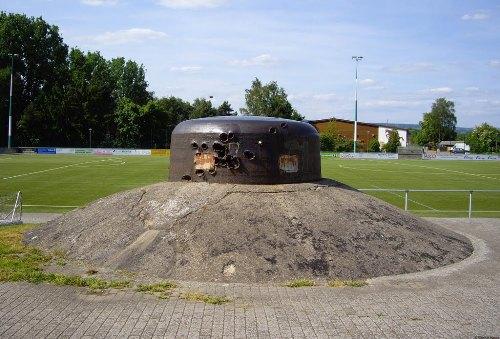 Westwall - Regelbau 115 Bunker Dillingen