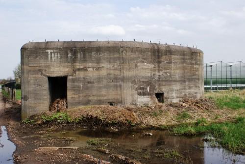 KW-Linie - Bunker L13