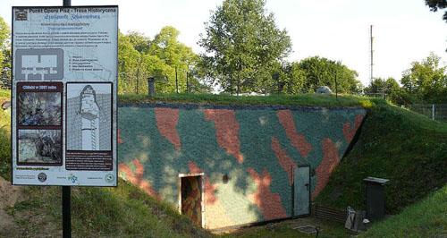 Stützpunkt Johannisburg - Regelbau 502