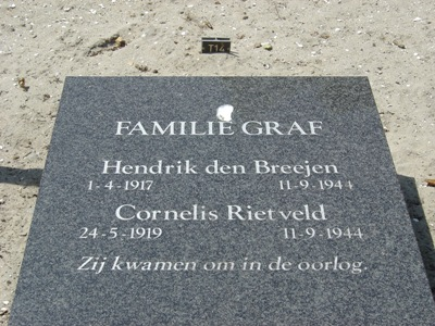 Graf Burgerslachtoffers Hardinxveld-Giessendam