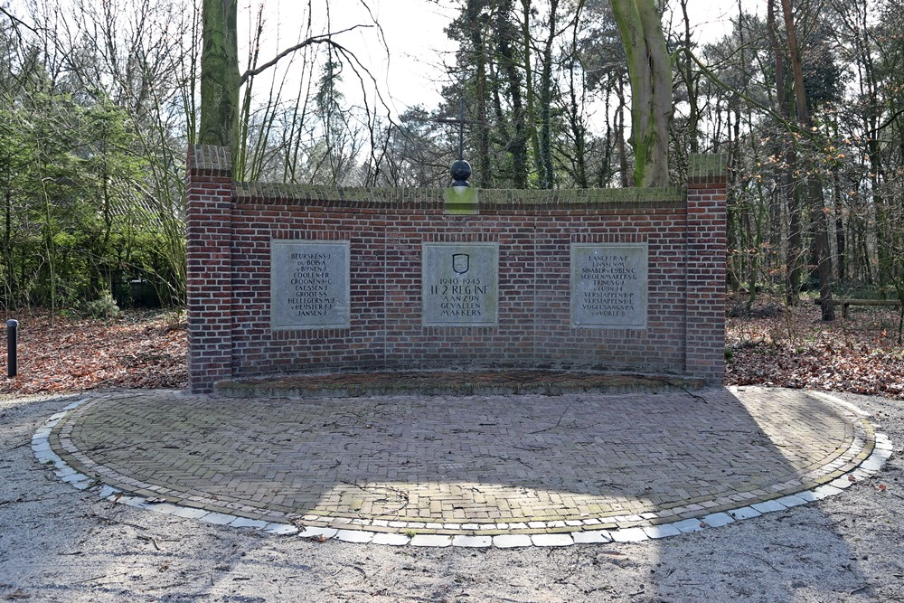 War Memorial Odiliapeel