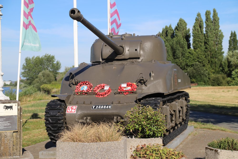 Sherman Firefly Tank Willebroek