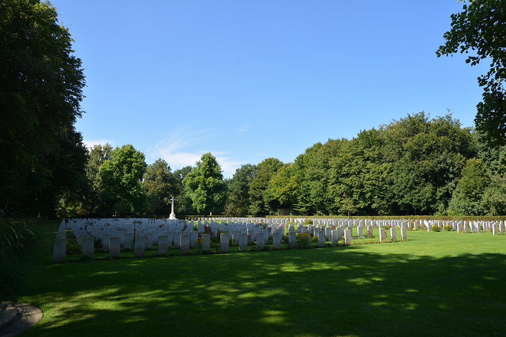 Commonwealth War Cemetery Kiel