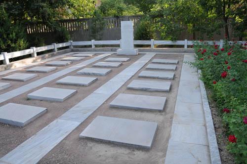 German War Graves Tashkent