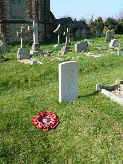 Commonwealth War Grave All Saints Churchyard