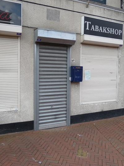 Stolpersteine Voorstraat 14A