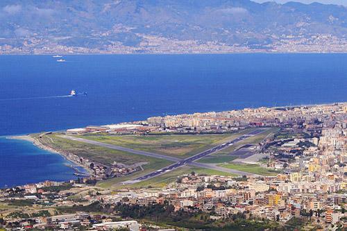 Luchthaven Reggio Calabria