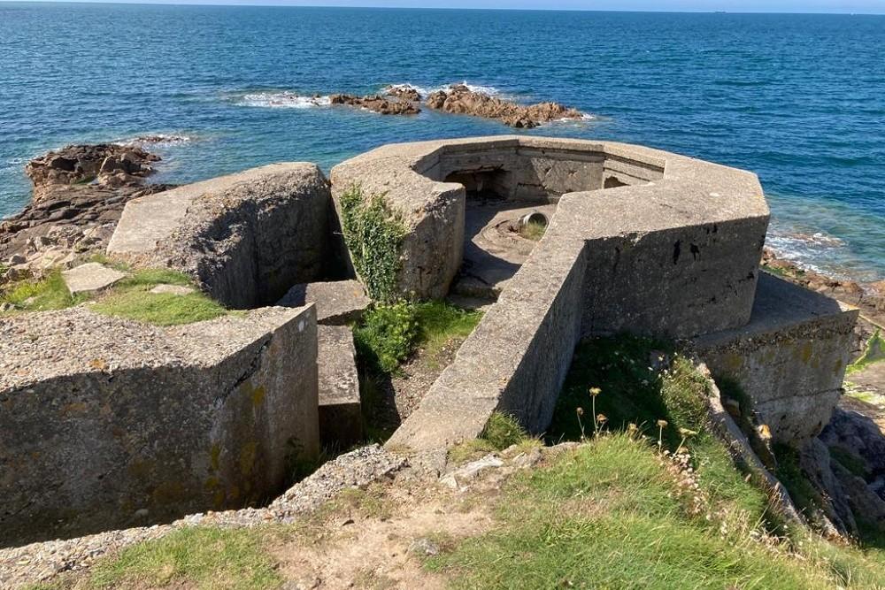 Duitse Bunker Maupertus-sur-Mer