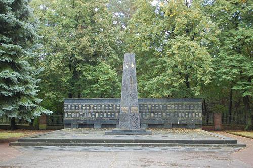 Soviet War Cemetery Stendal