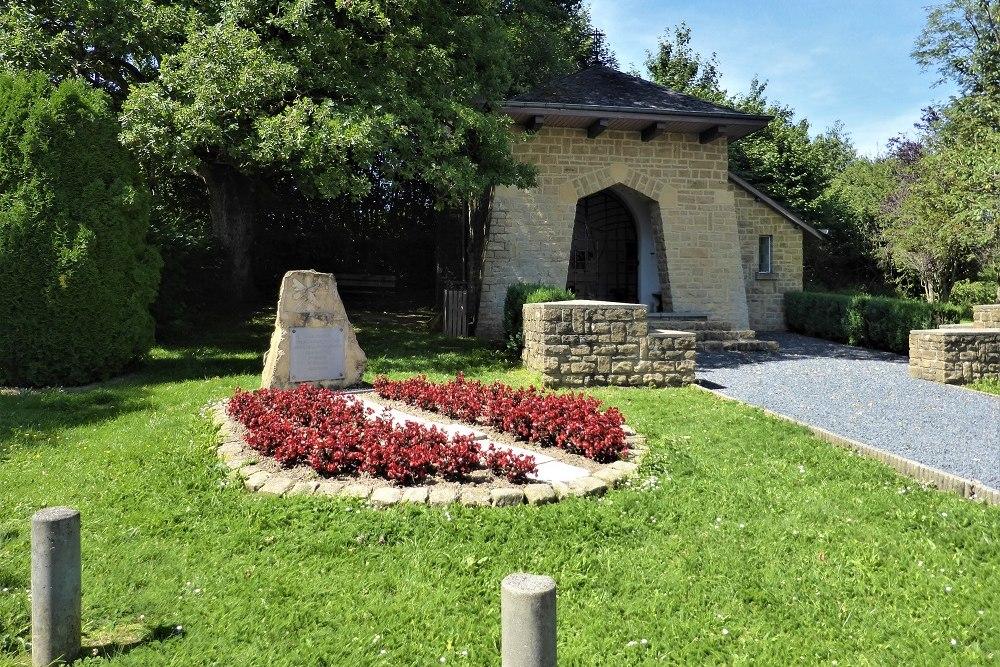 British Memorial Marbehan