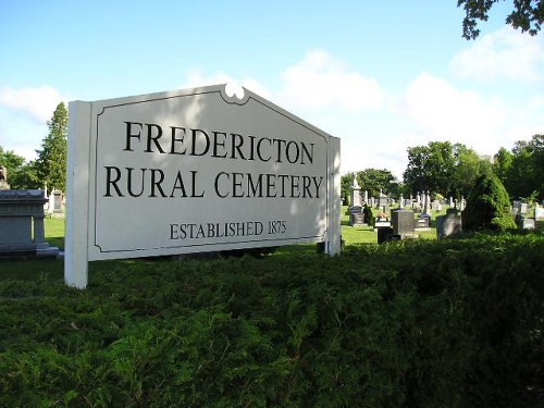 Commonwealth War Graves Fredericton Rural Cemetery