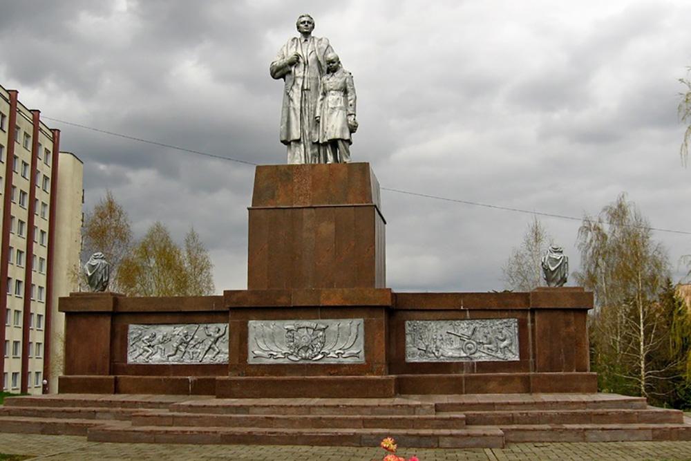 Monument Grote Vaderlandse Oorlog 1941-945