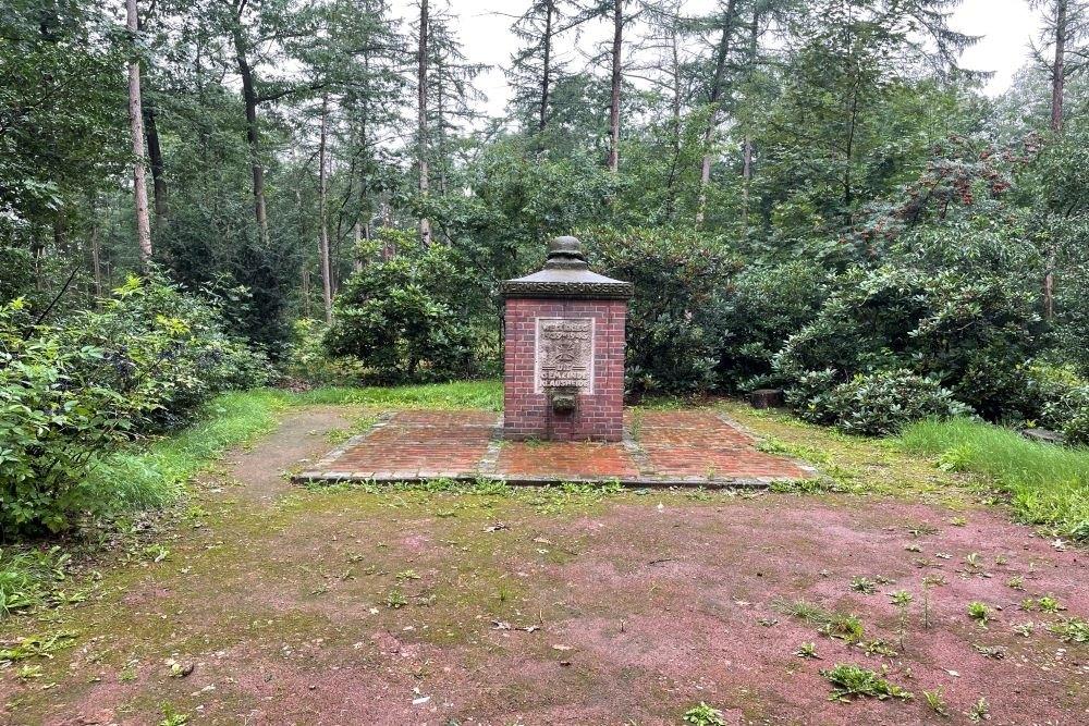 Memorial Stone Klausheide