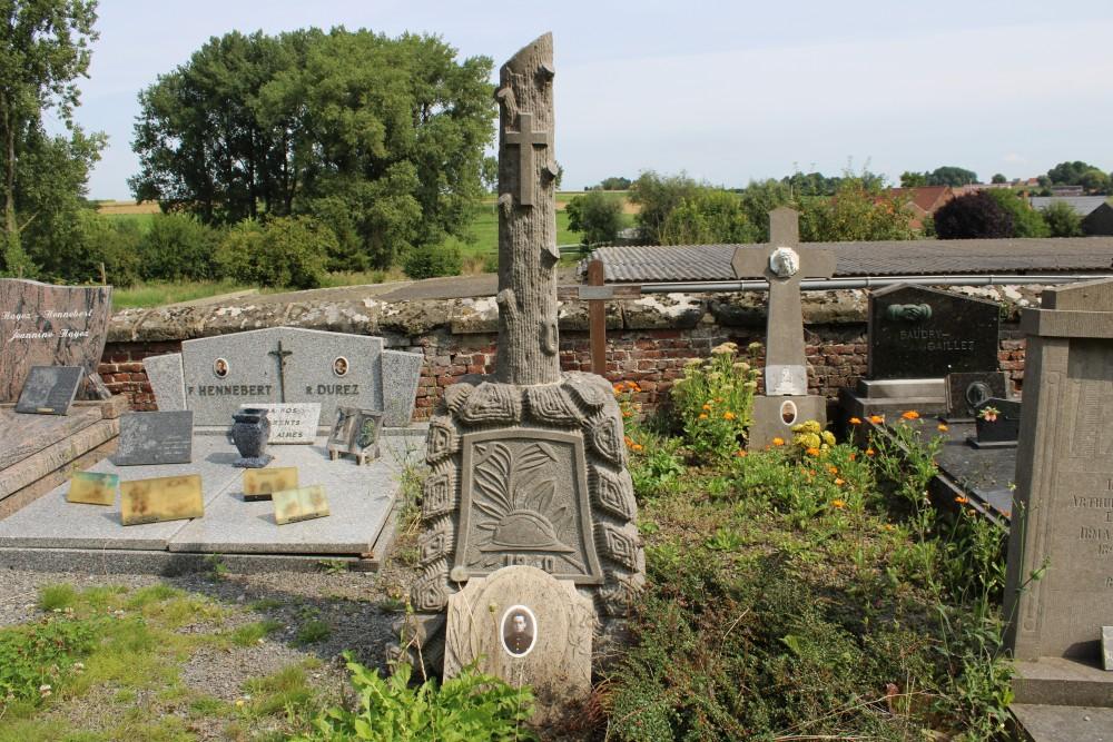 Belgian War Grave Gallaix