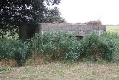 Pillbox FW3/22 Holkham