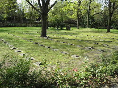 Duitse Oorlogsgraven Berlijn-Friedrichswerderscher