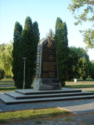 Resistance Memorial Zamosc